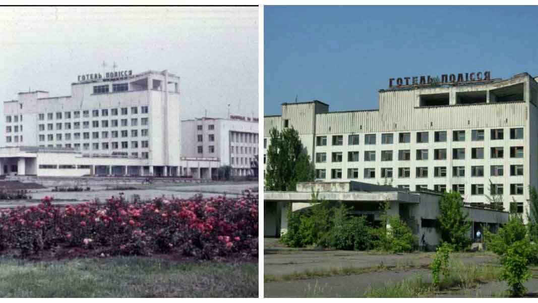WHAT WAS CHERNOBYL AND PRIPYAT AND WHAT HAS BECOME TODAY …