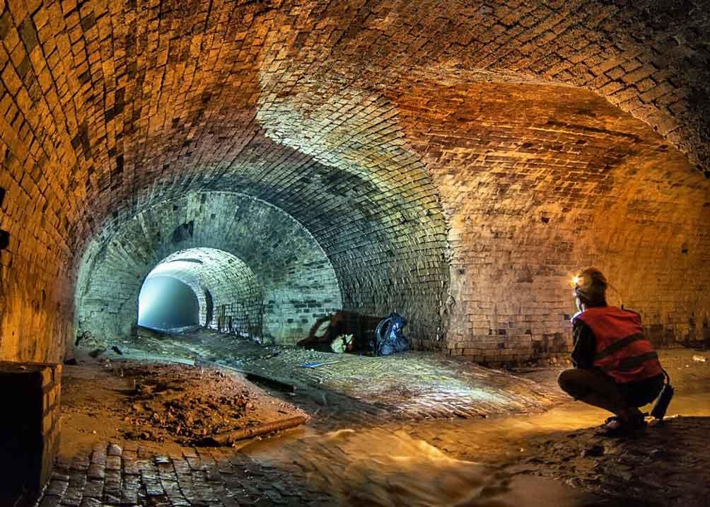 Underground Kiev
