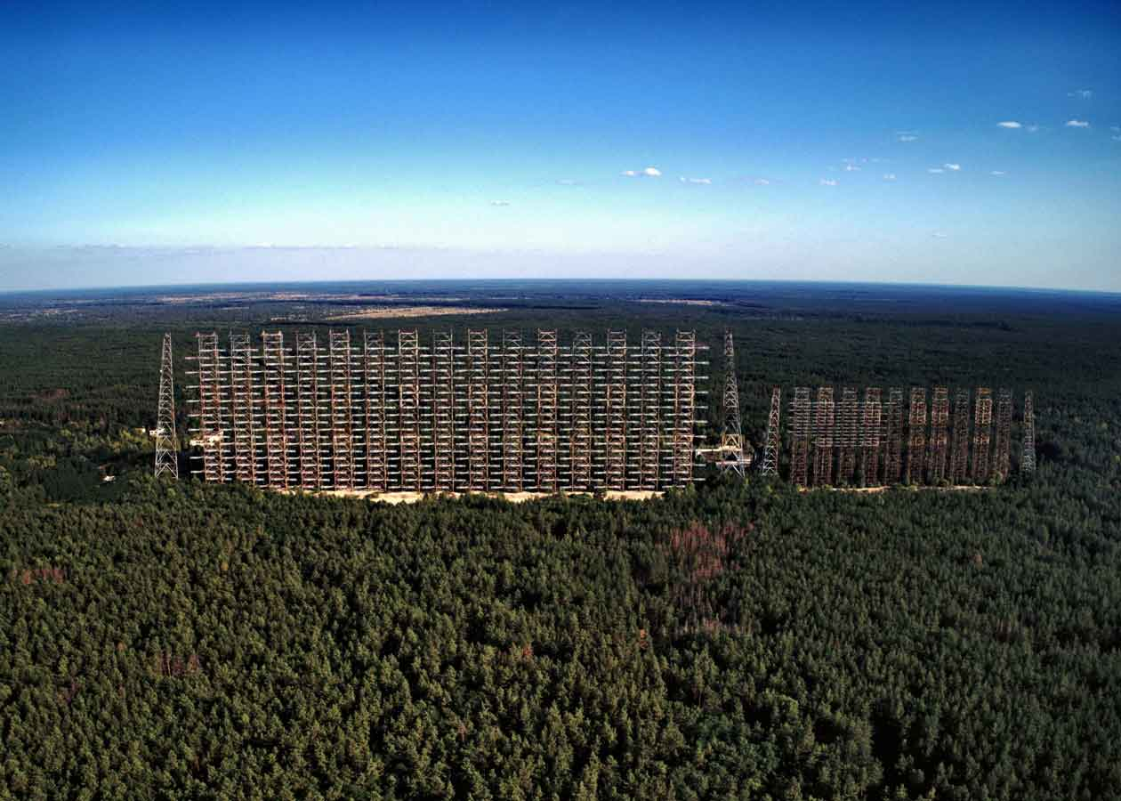 Чернобыльская зона отчуждения туры
