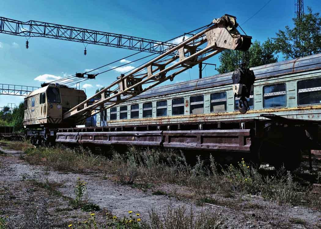 Тур в Чорнобиль