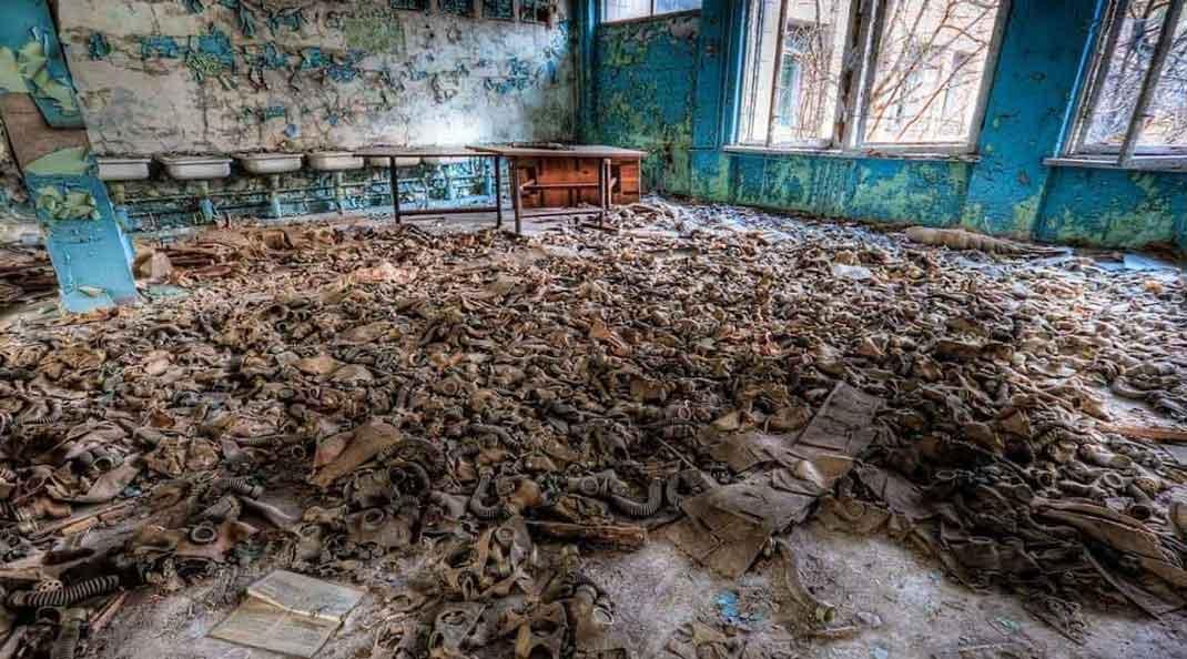 Чернобыль поездка