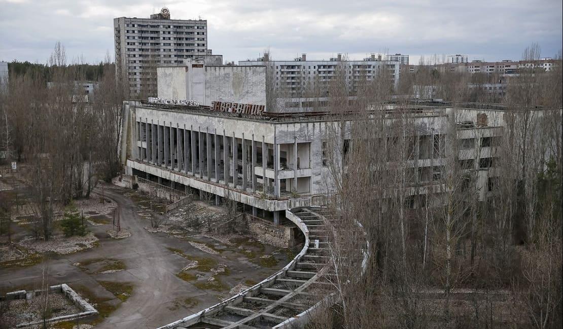 abandoned Pripyat