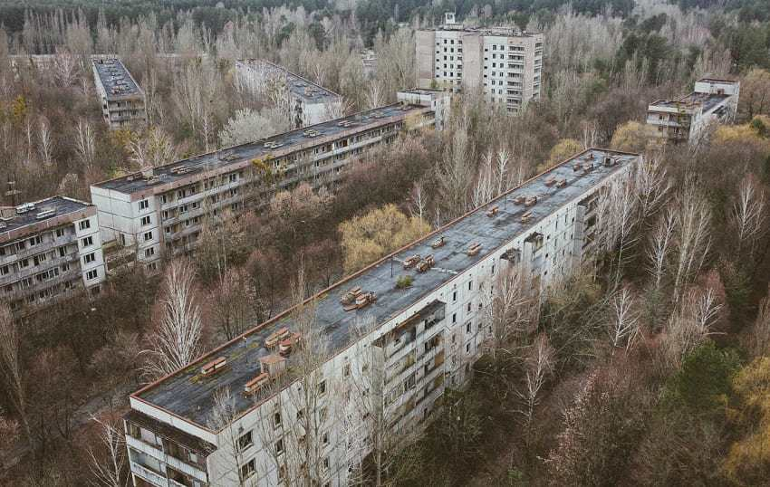 7 popular questions about Chernobyl