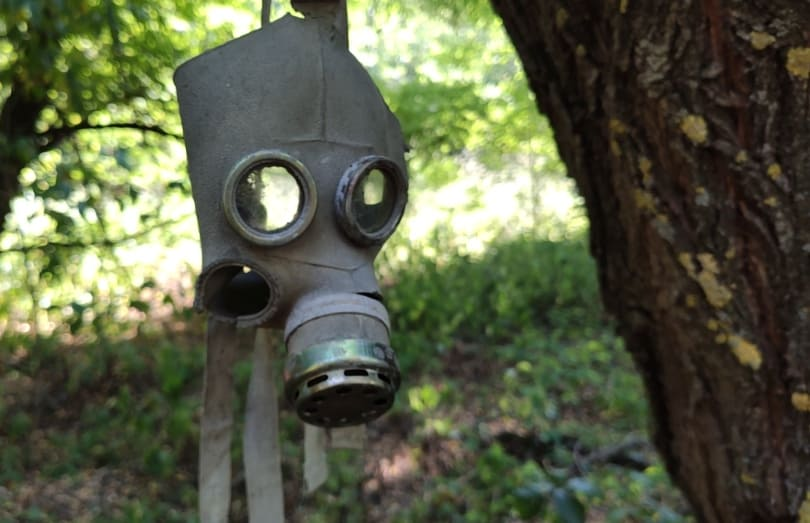 Secret Chernobyl through the eyes of stalkers