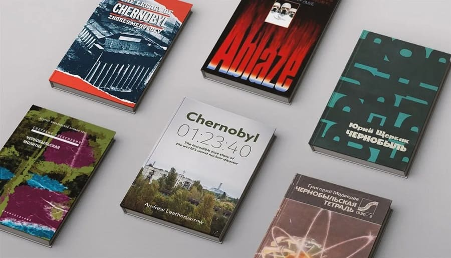 The best books about Chernobyl
