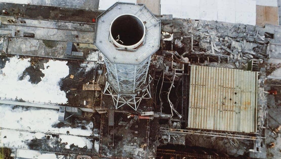Вибух Чорнобиля
