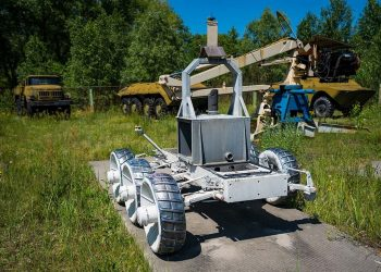 Wycieczki do Czarnobyla: muzeum i historia robotów, które likwidowały skutki wypadku w Czarnobylu