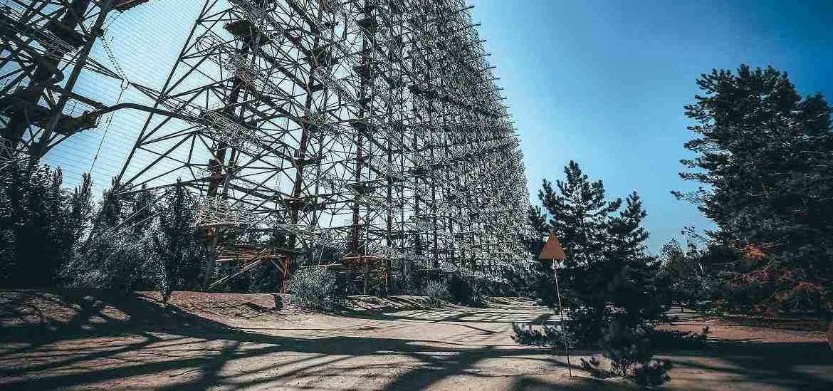 Book a tour to Chernobyl in winter