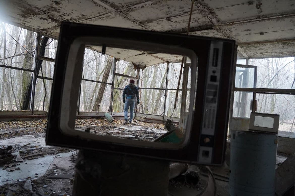 Have any secret experiments been ever conducted at Chernobyl?