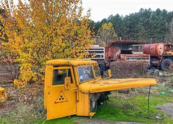 Abandoned Chernobyl equipment: what will you see during tours to Pripyat?