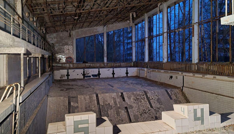Opuszczony basen