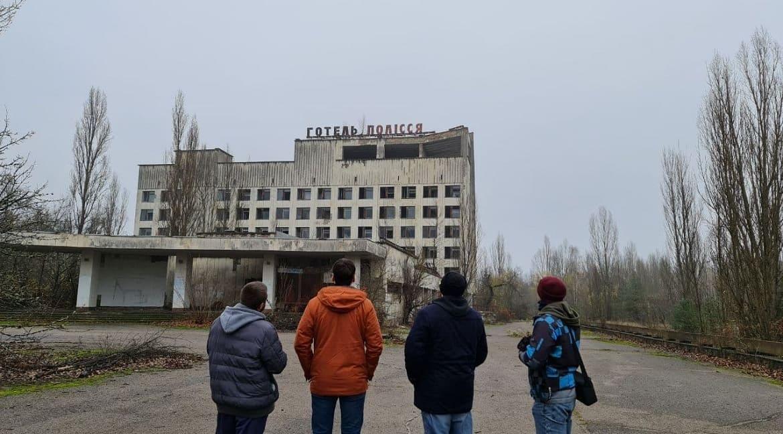 Dom Kultury «Energetyk» i hotel «Polesie»