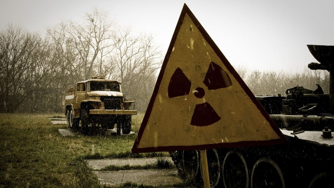 Cognitive tours to Chernobyl: learn about the types of radiation