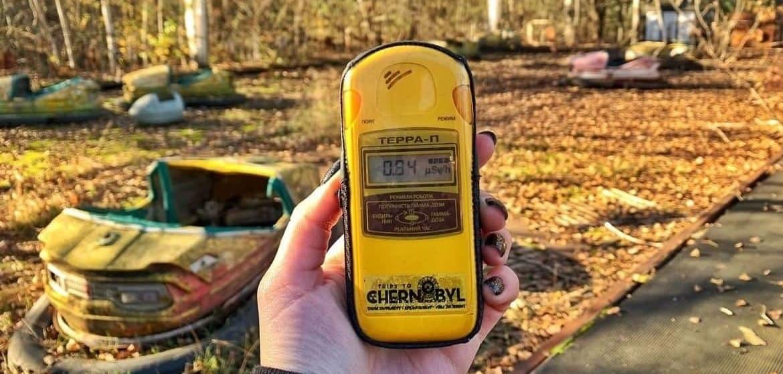 У чому вимірюється радіація дозиметром