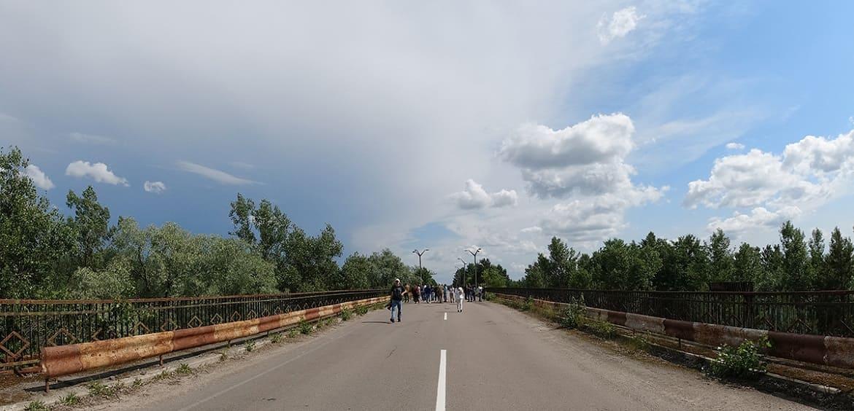 Міст смерті Чорнобиль