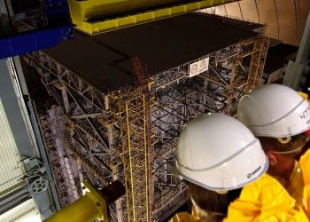 Sarcophagus of the Chernobyl nuclear power plant: What is happening inside?