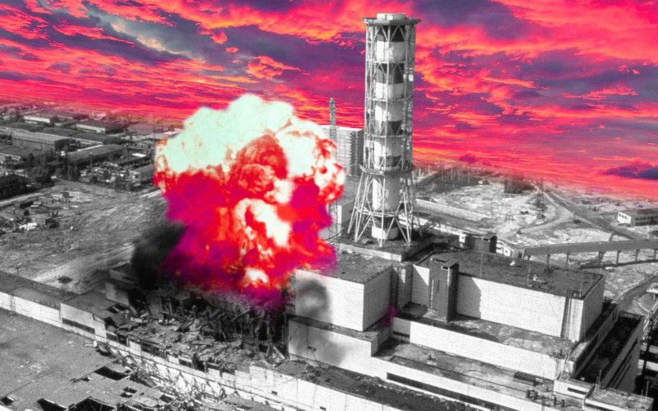 Ile lat będą miały rzeczywiste wycieczki do Czarnobyla?