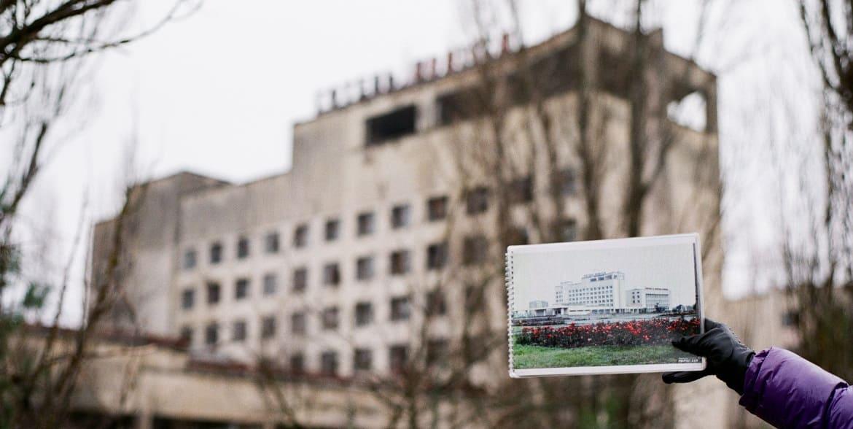 Статистика посещаемости Чернобыля