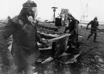 The International Response To The Chernobyl Accident