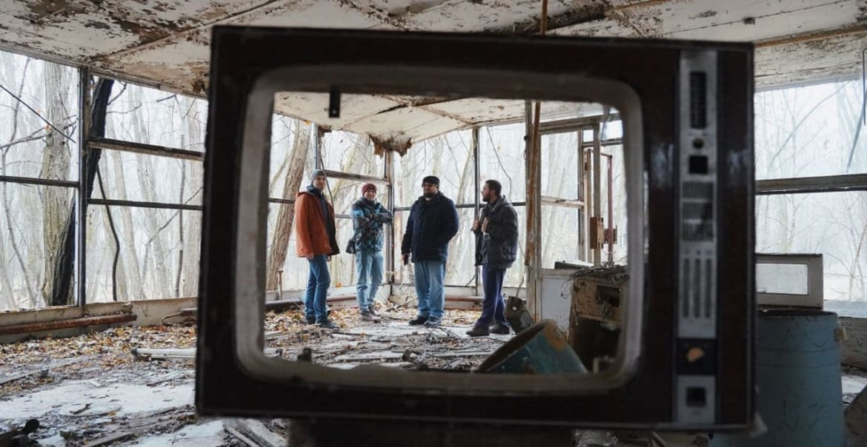 туризм в Чернобыле