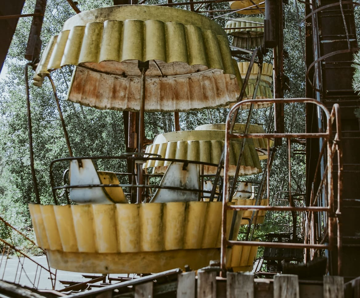 Ціна на тур до Чорнобиля