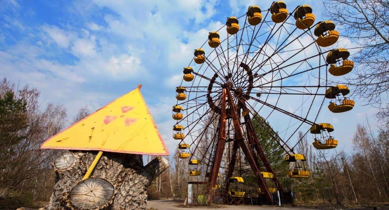 в чому відмінності Чорнобиля і Прип'яті